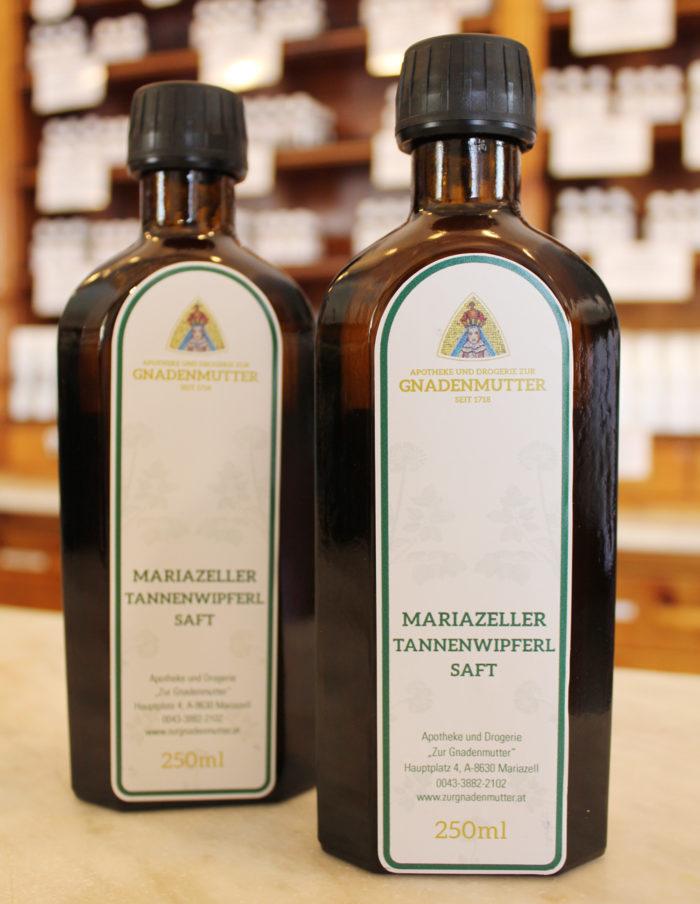 Apotheke-zur-Gnadenmutter_Mariazeller_Tannenwipfelsaft