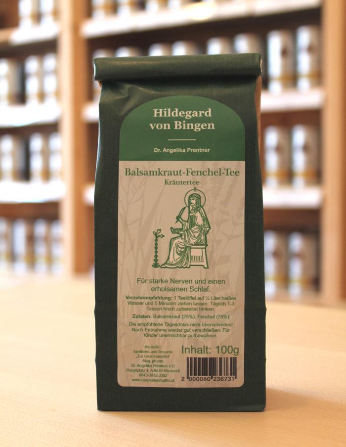 Balsamkraut-Fenchel Tee