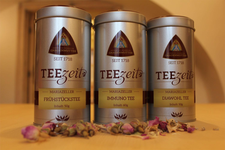 Mariazeller Basen-Tee | Apotheke und Drogerie zur Gnadenmutter