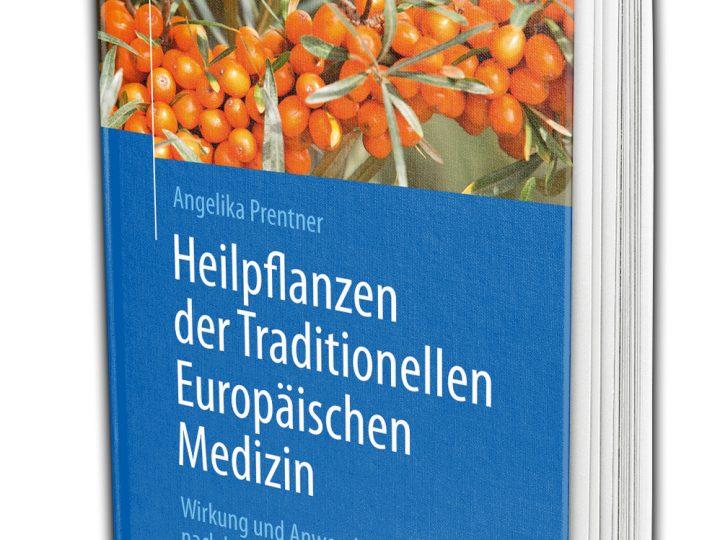 Buch –  Heilpflanzen der Traditionellen Europäischen Medizin (Dr. Angelika Prentner)